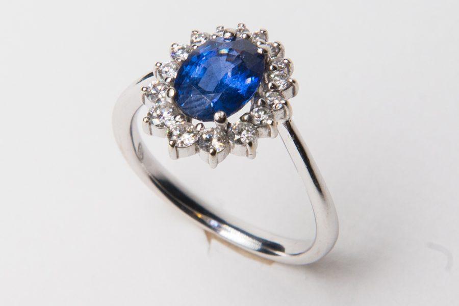 Blu…come il blu profondo del mare!