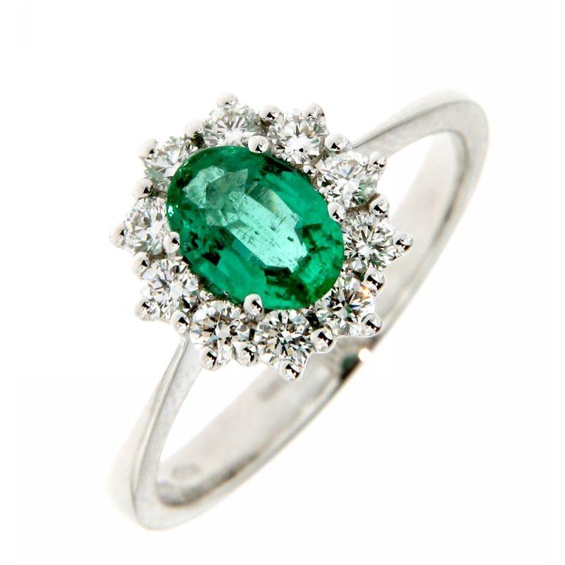 Anello con pietra verde significato