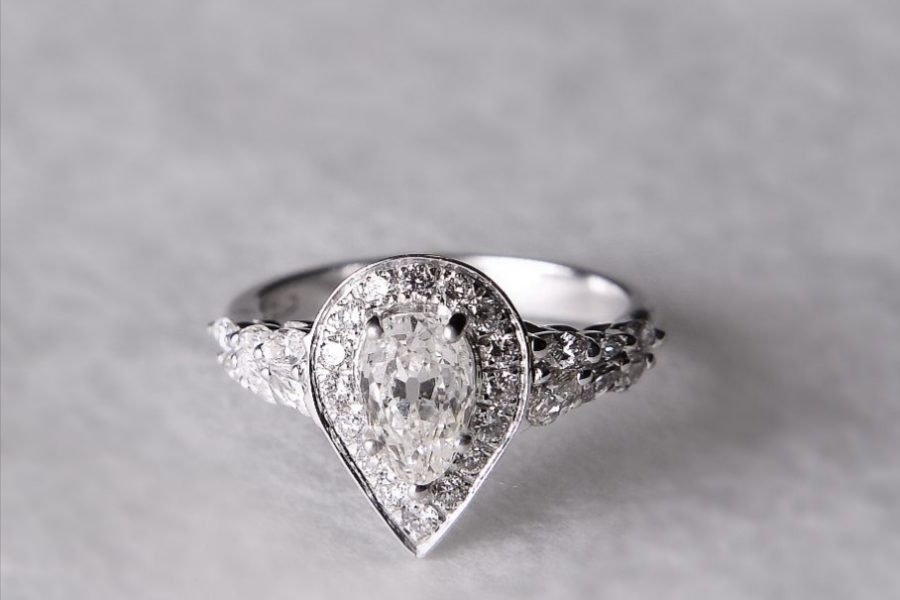 Goccia di diamante