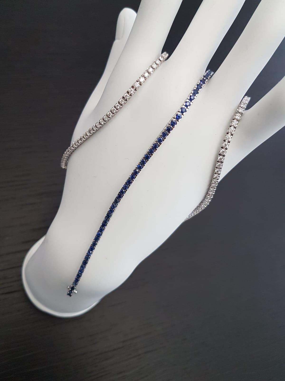 Tennis bracelet